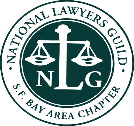 NLG-SFBA logo in green