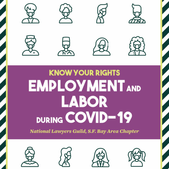 Employment & Labor during Covid-19