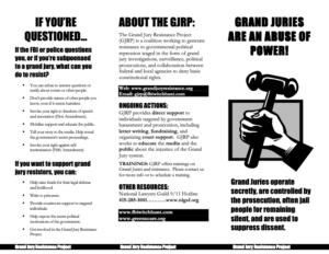 Grand Jury Brochure