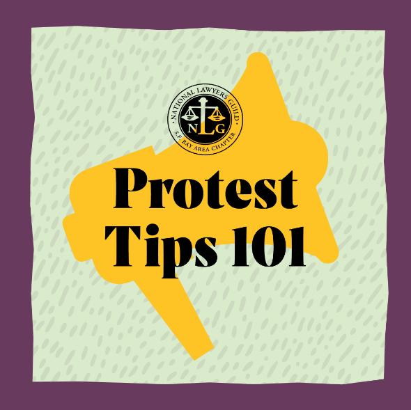 Protest Tips 101: Slide Deck