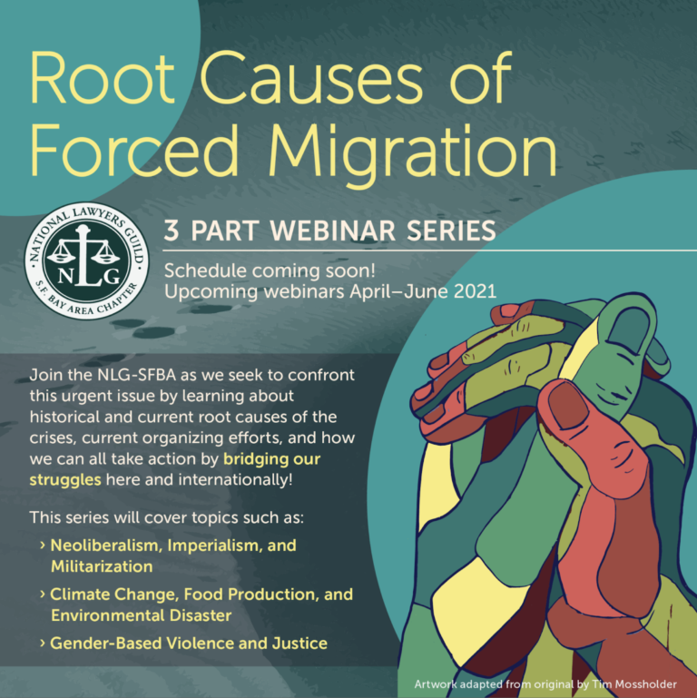 Root Causes of Forced Migration Series Round-Up