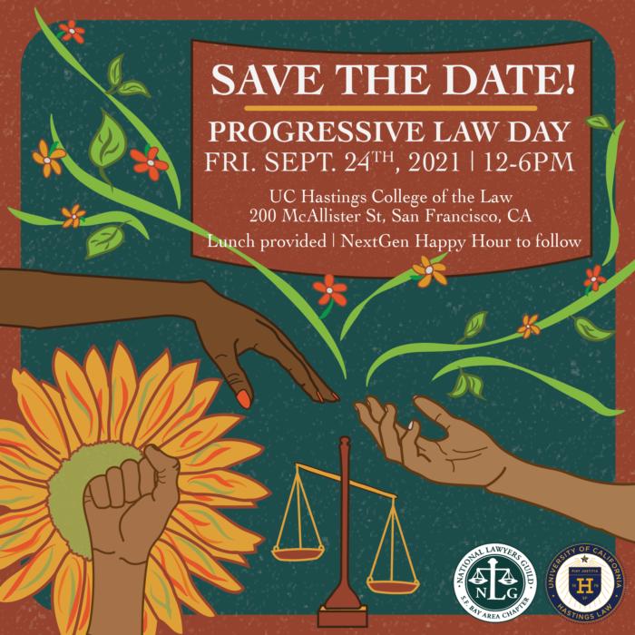 Announcing the 2021 Progressive Law Day Agenda