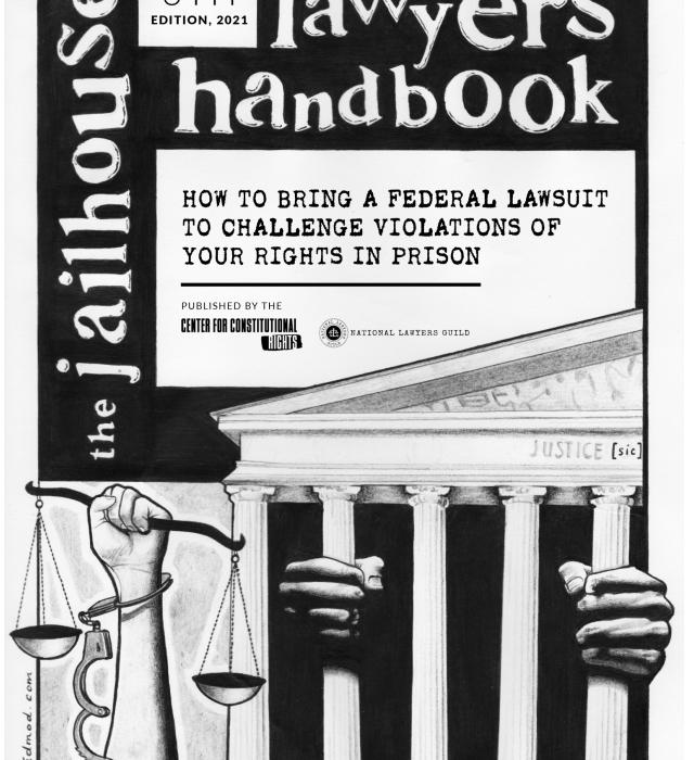 Jailhouse Lawyer's Handbook (2021)
